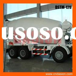 DSTM-12U Concrete Truck Mixer Drum Advanced Quality for sale