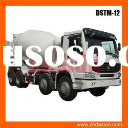 DSTM-12 Truck-mounted Concrete Mixer with competitive price for sale
