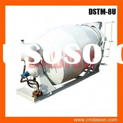 DSTM-8U Concrete Truck Mixer Drum with national patent for sale in stock