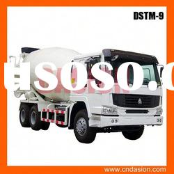 DSTM-9 Concrete Mixer Truck Advanced Quality for sale