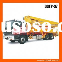 DSTP-37 Truck-mounted Concrete Pump with competitive price for sale in stock
