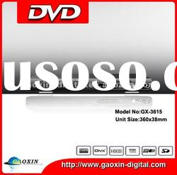 DVD PLAYER with MPEG4 and SD Card reader function (GX-3615)