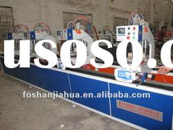 Doors and windows machinery Two-axis Water Slot Router /uPVC Window Machine/Window Machine