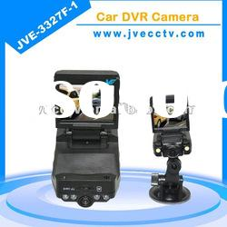 Dual-lens Car DV Camera JVE-3327F-1 car digital camera wireless mini video camera