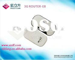 E8 mini 3g hsupa pocket router 3g wifi router