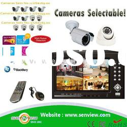 Economical cctv kit home camera security system