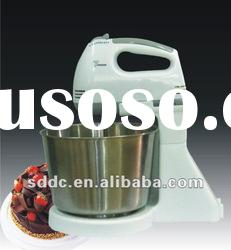 Electric Hand Mixer With Bowl DC-089BS
