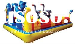 Environment Friendly Inflatable Water Roller. Open A Wisdom Window For Kids.