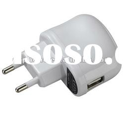 Eye-catching USB wall charger for Iphone with CE Certification