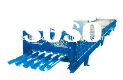 Factory direct selling high quality SQ35-125-750 roof roll forming machine