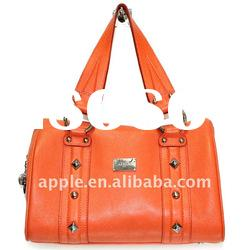 Fashion designer bags leather lady handbags