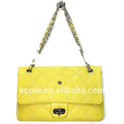Fashion lady shoulder bags leather handbags