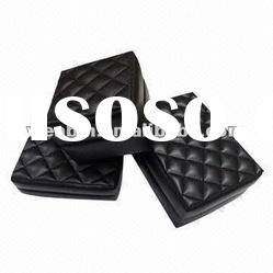 Fashionable leather Jewelry Boxes for Garments