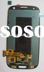 Fast delivery LCD Display and Touch Screen Complete Assembly For Samsung Galaxy SIII I9300