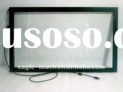 """For advertising IR usb touch screen film with USB/RS232 controller(size from32""""-150"""")"""
