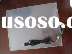 For kiosk usb touch screen panel.(4 wire resistive type)