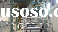Full automatic non woven fabric making machine DL-1600