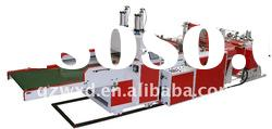 Fully Automatic High Speed T-shirt Bag Machine