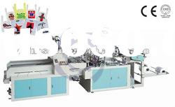 Fully Automatic Vest Bag Making Machine