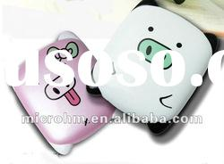 Funny Pig Battery charger for smart phone with 2800 MashiMaro portable and tablet for Iphone 4/4S
