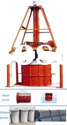GOOD QUALITY!Vertical cement Pipe-Making Machine,roll forming machine