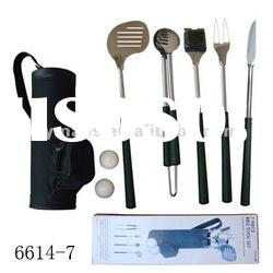 Golf BBQ Tool Set in Good Quality