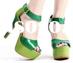 HOTSALE!!! Fashion and Good quality Elegant ladies sandal shoes