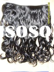 HOT SALE/hair weft/hair extension/body wave/14''/100% HUMAN HAIR
