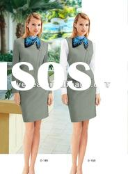 how to wear a scarf with a skirt suit
