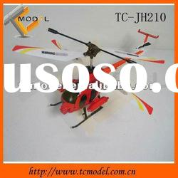 HOT selling 3CH rc airplane toy with gyro and video