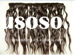 Hand-Tied 100% Indian Remy Hair Weft Hair GradeA++