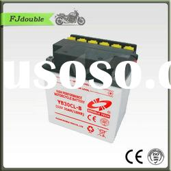 Heavy Duty Storage Motorcycle Battery YB30CL-B(12v 30ah)With Best Price