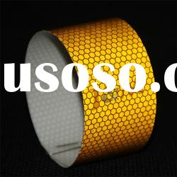 High Intensity Yellow Adhesive Reflective Tape