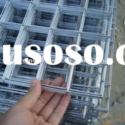 High Quality Stainless Steel Welded Wire Mesh Panel (factory)