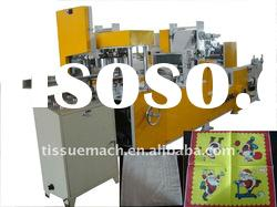 High Speed Automatic Paper Napkin Making Machine( embossing printing folding)