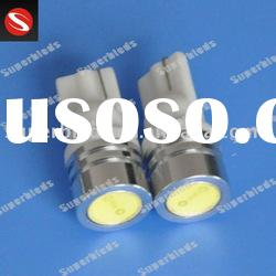 High power super bright T10 LED car light 1W