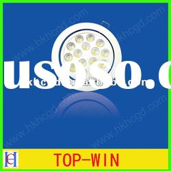 High quality 15W LED Downlights led Jewelry lamp