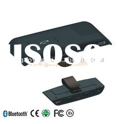 High quality Sun visor Bluetooth hho car kit