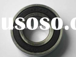 High quality deep grove ball bearings with ribbon cage