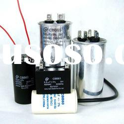 High quality electric motor capacitors