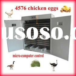 Holding 4576 chick eggs Incubator For Hatching Eggs