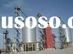 Hopper Bottom Steel Silo 1000t
