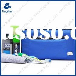 Hot popular polyester washing bag for travelling with zipper