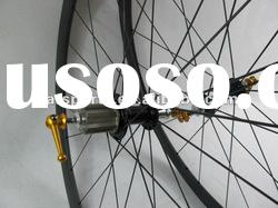 Hot sale!!!700C bicycle wheel 38mm carbon clincher wheelset,1250g+/-30g