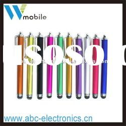 Hot selling stylish stylus touch pen for samsung/ ipad / mobile phones