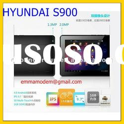 "Hyundai S900 - 9.7"" IPS Capacitive Android 2.3 Tablet PC - 16GB 3G A8 HDMI aPad"