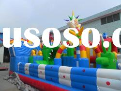 Inflatable fun city , TP-E3-0010,big fun city/castle, fun city games, toys city, fun city equipment