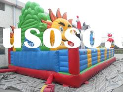 Inflatable fun city , TP-E4-0015,big fun city/castle, fun city games, toys city, fun city equipment