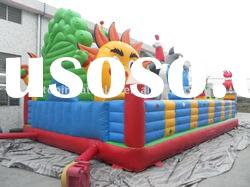 Inflatable fun city , TP-E4-0016,big fun city/castle, fun city games, toys city, fun city equipment