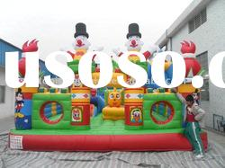 Inflatable fun city , TP-E4-008,big fun city/castle, fun city games, toys city, fun city equipment